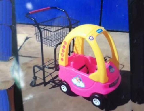 宝宝童趣车